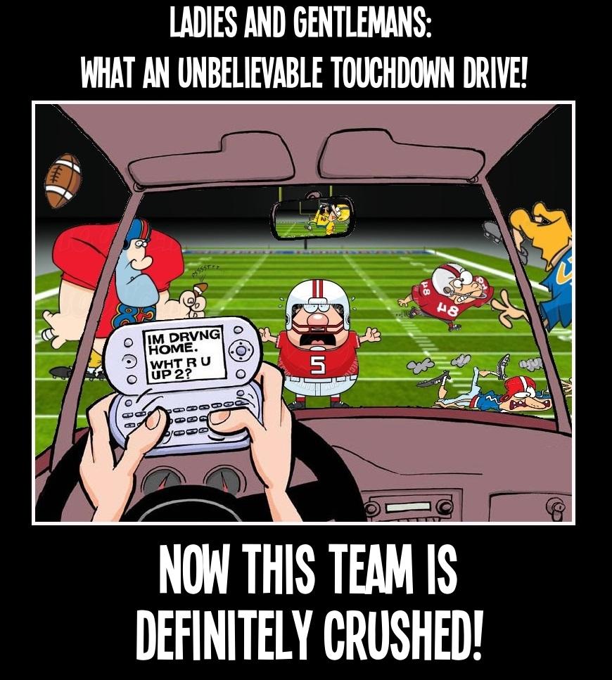 Texting While Driving >> Texting while Driving meme | Steel Towing